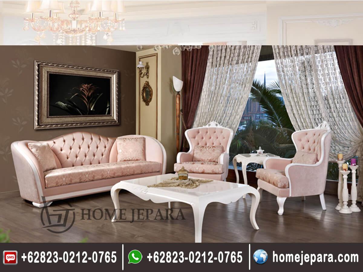 Sofa Tamu Minimalis Modern Mewah