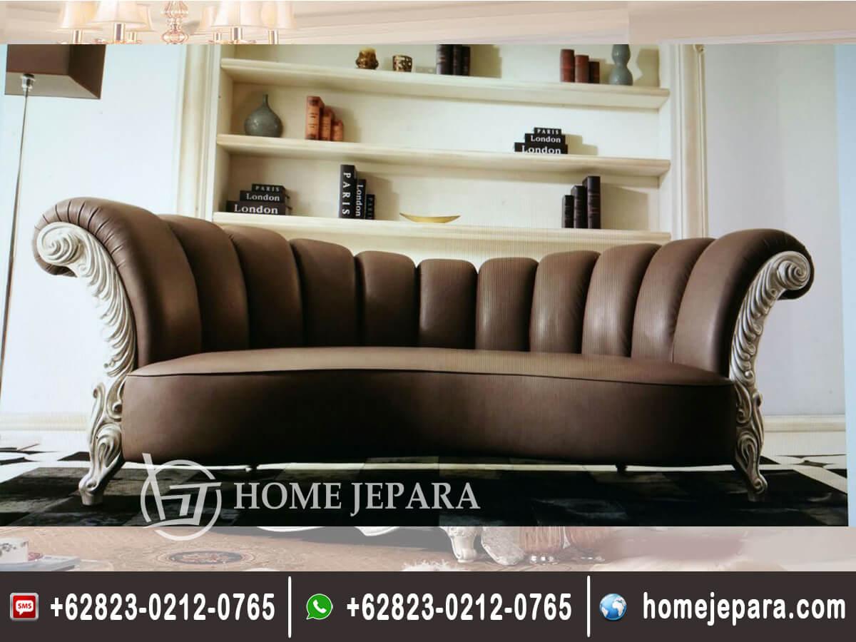 Sofa Keluarga Ukiran Mewah