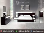 Set Kamar Minimalis Colour Black TFR – 0390