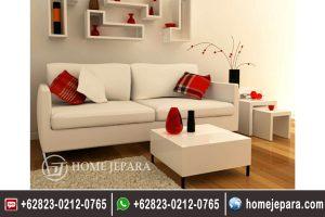 Sofa Tamu Minimalis Modern Mewah TFR – 0263