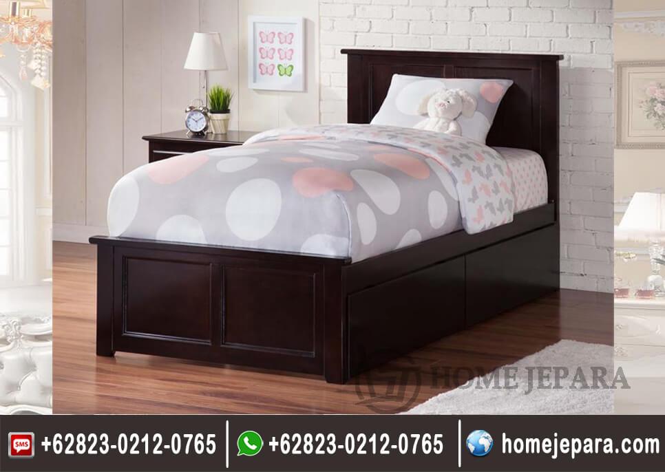 Tempat Tidur Anak Model Laci TFR - 0408