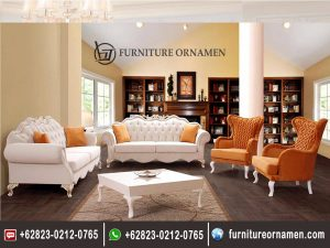 Sofa Tamu Jepara Modern