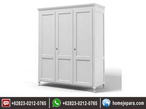 Almari Pakaian minimalis duco 3 pintu TFR – 0149