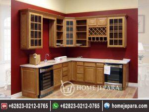 Kitchen Set Jati Modern TFR – 0203