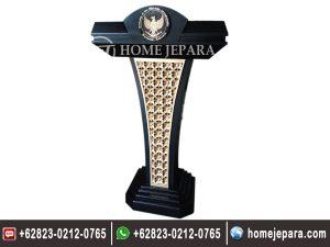 Mimbar Podium Garuda Gold TFR – 0138