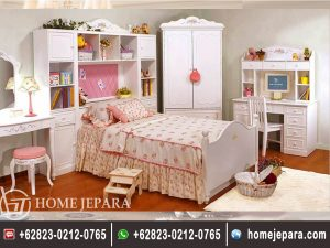 Set Kamar Tidur Anak Komplit