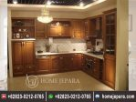 Kitchen Set Jati Jepara TFR – 0204