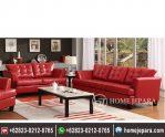 Sofa Set Tamu Minimalis Jepara