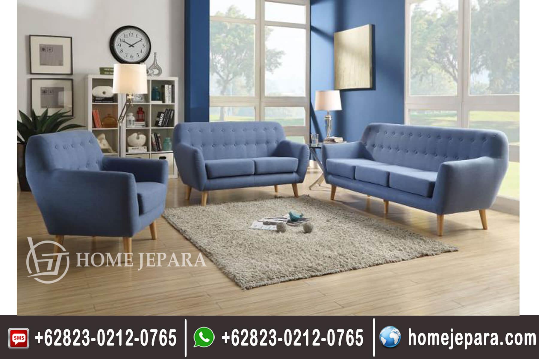 Sofa Tamu Minimalis Modern TFR - 0145