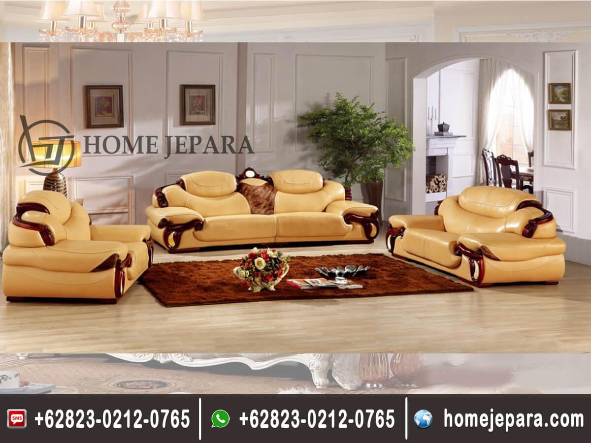 Sofa Tamu Jumbo Eropa Antik TFR - 0163