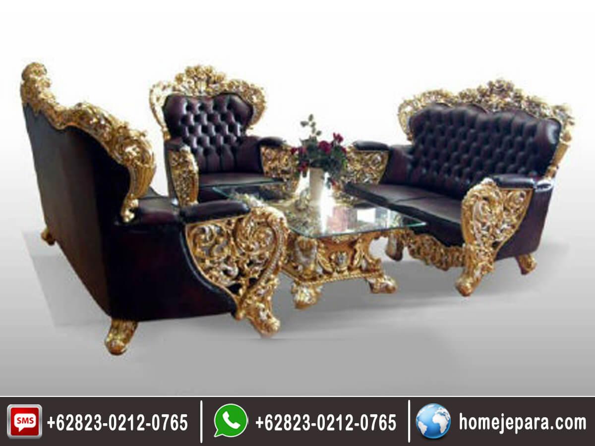 Set Sofa Tamu Bilagio