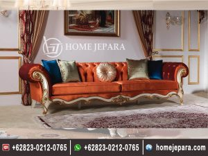 Sofa Classic Mewah TFR – 0372