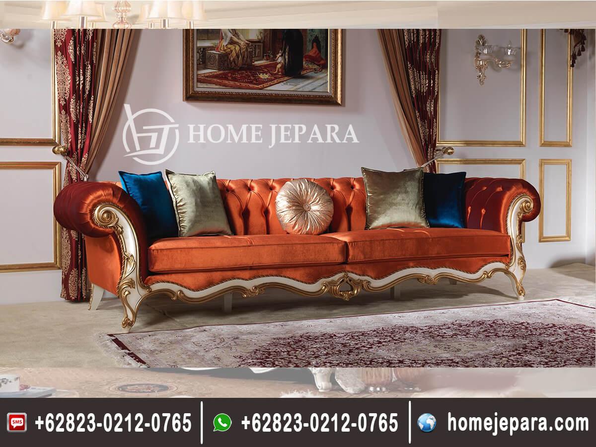 Sofa Classic Mewah TFR-0372