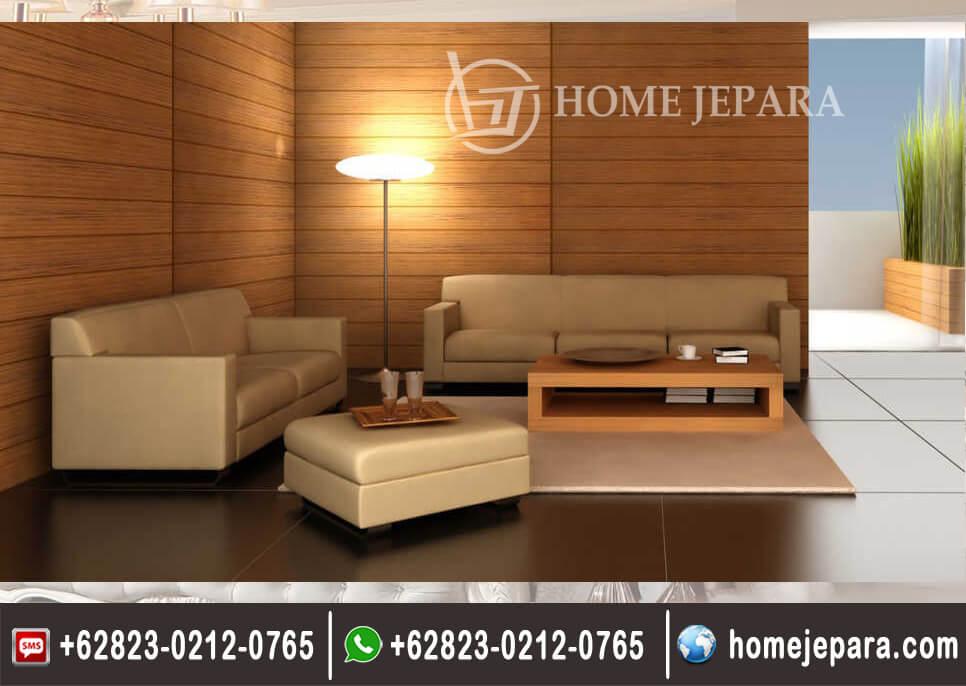 Kursi Sofa Minimalis Modern TFR - 0490