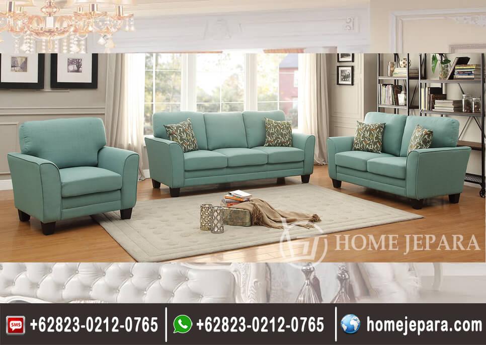 Sofa Minimalis Jepara Mewah TFR - 0448