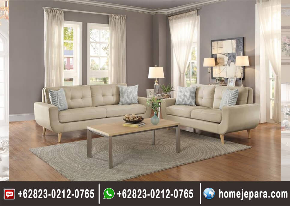 Kursi Sofa Minimalis Modern TFR - 0451