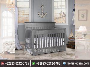 Tempat Tidur Bayi Pagar