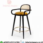 Set Meja Makan Rotan Cafe 6 Kursi TFR – 0322
