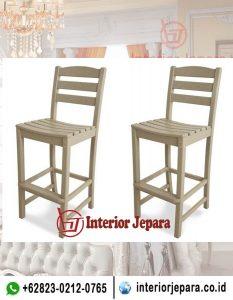 Kursi Cafe Barstool Modern TFR – 0481