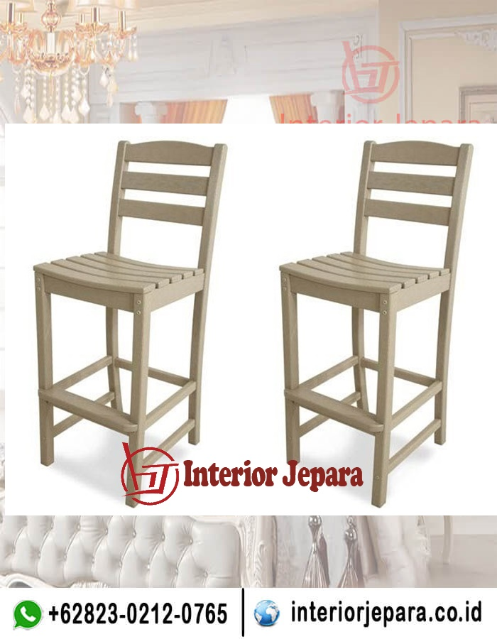 Kursi Cafe Barstool Modern TFR - 0481