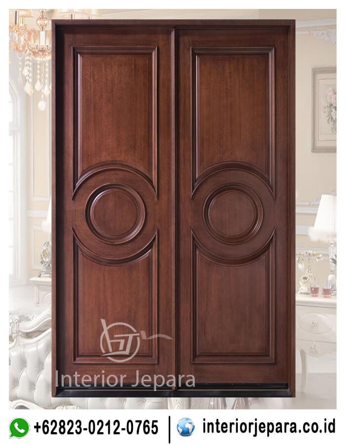 Pintu Rumah Jati Utama TFR - 0357