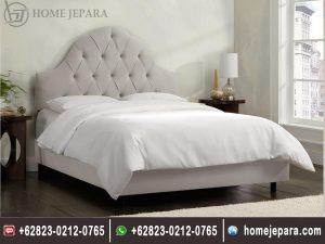 Tempat Tidur Elegant Minimalis TFR – 0392