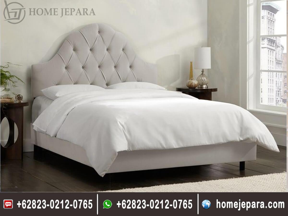 Tempat Tidur Elegant Minimalis TFR - 0392