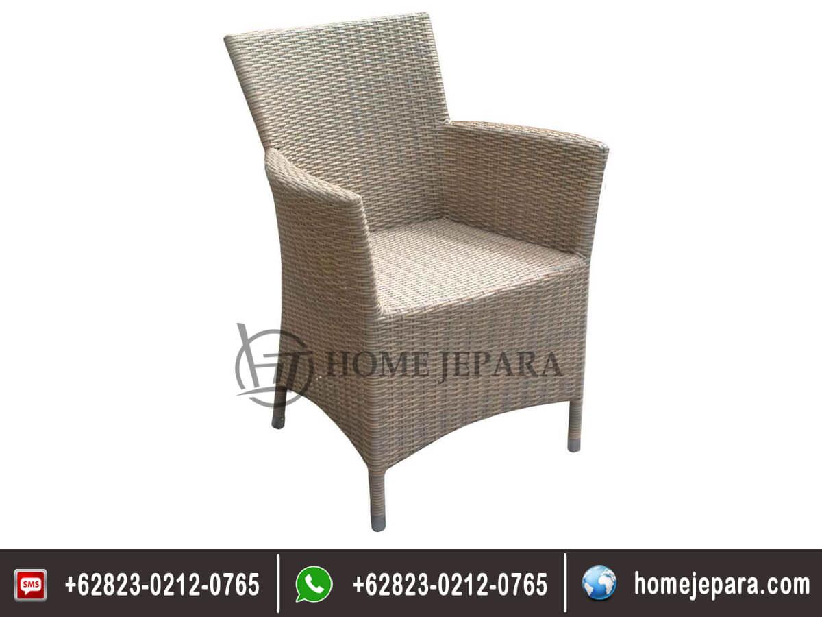 Kursi Rotan Pandora Dining Chair