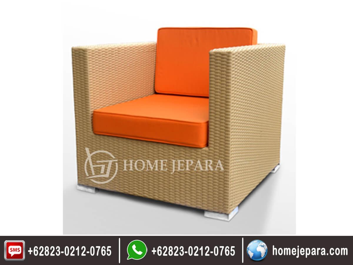 Arm Chair Rotan Beneton