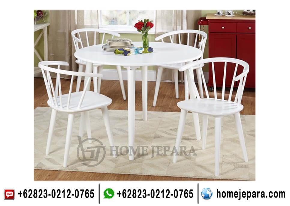 Set Kursi Makan Cafe Duco TFR - 0454