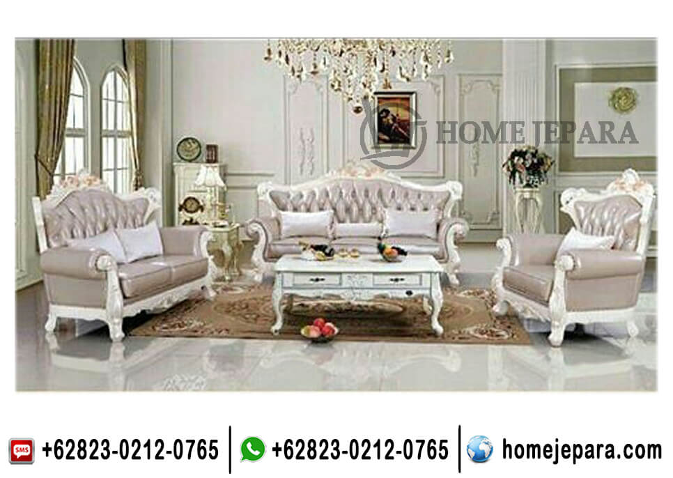 Set Sofa Ukiran Duco Modern TFR - 0495