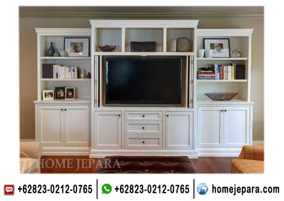 Almari Buffet TV Minimalis Duco TFR - 0413