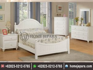 Tempat Tidur Set Anak Minimalis Duco