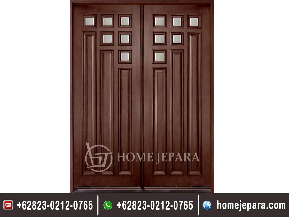 Pintu Rumah Jati Utama
