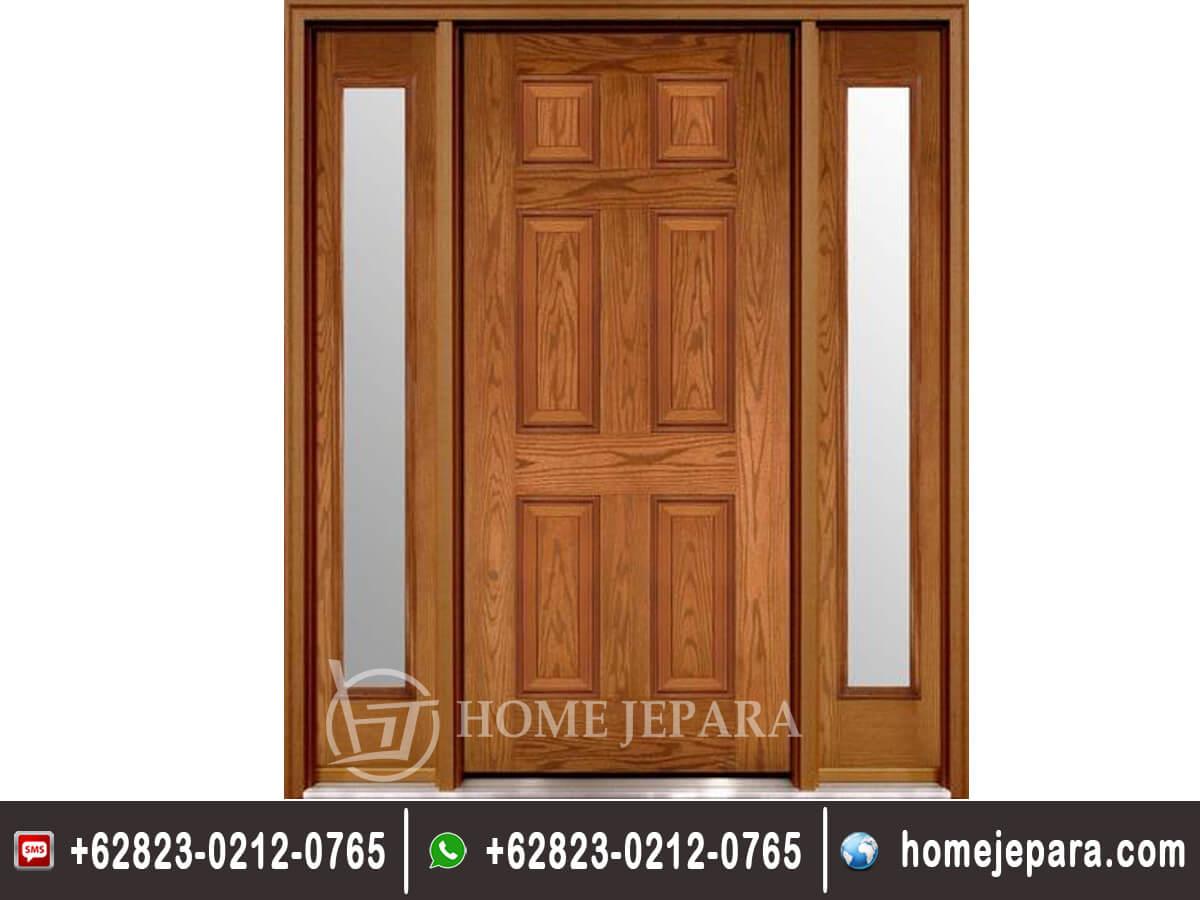 Pintu rumah miinimalis modern TFR - 0251