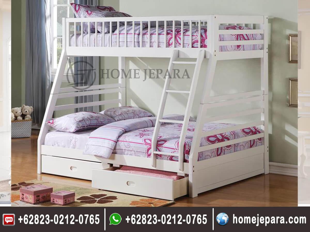 Tempat Tidur Tingkat Modern Mewah TFR - 0417