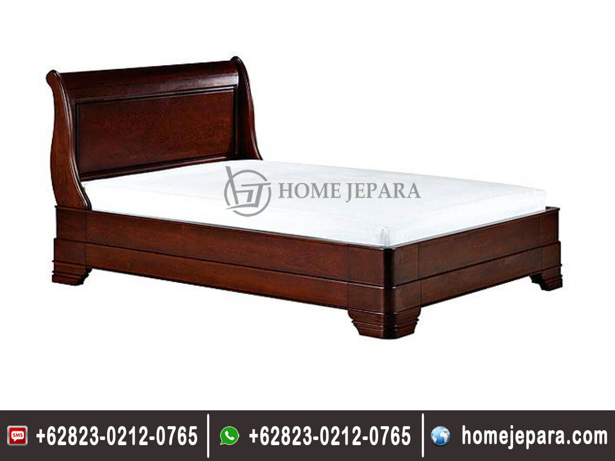 Bedroom Jati Minimalis Albany TFR - 0525