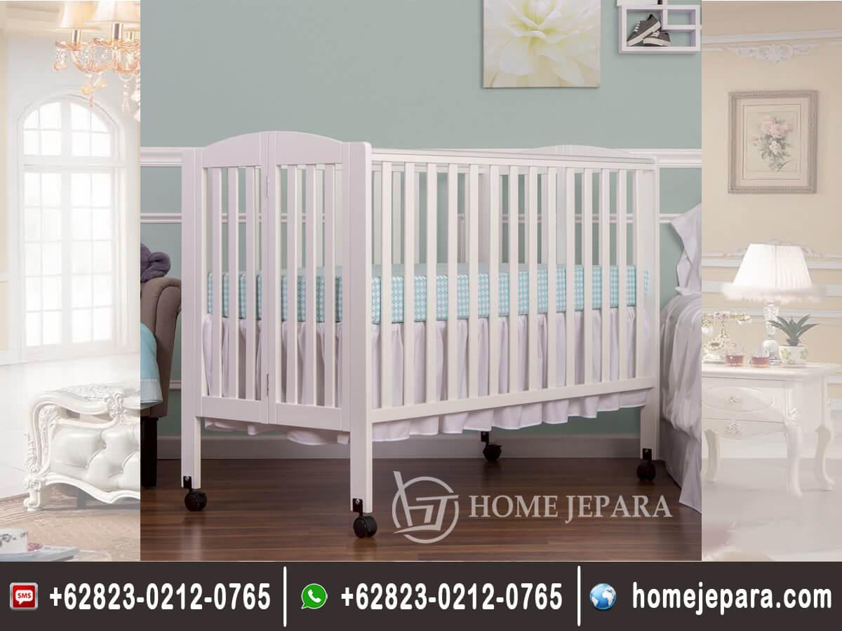 Tempat Tidur Bayi Minimalis TFR - 0478