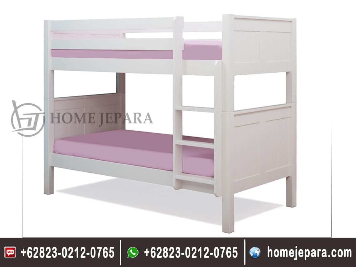 Tempat Tidur Tingkt Minimalis TFR - 0398