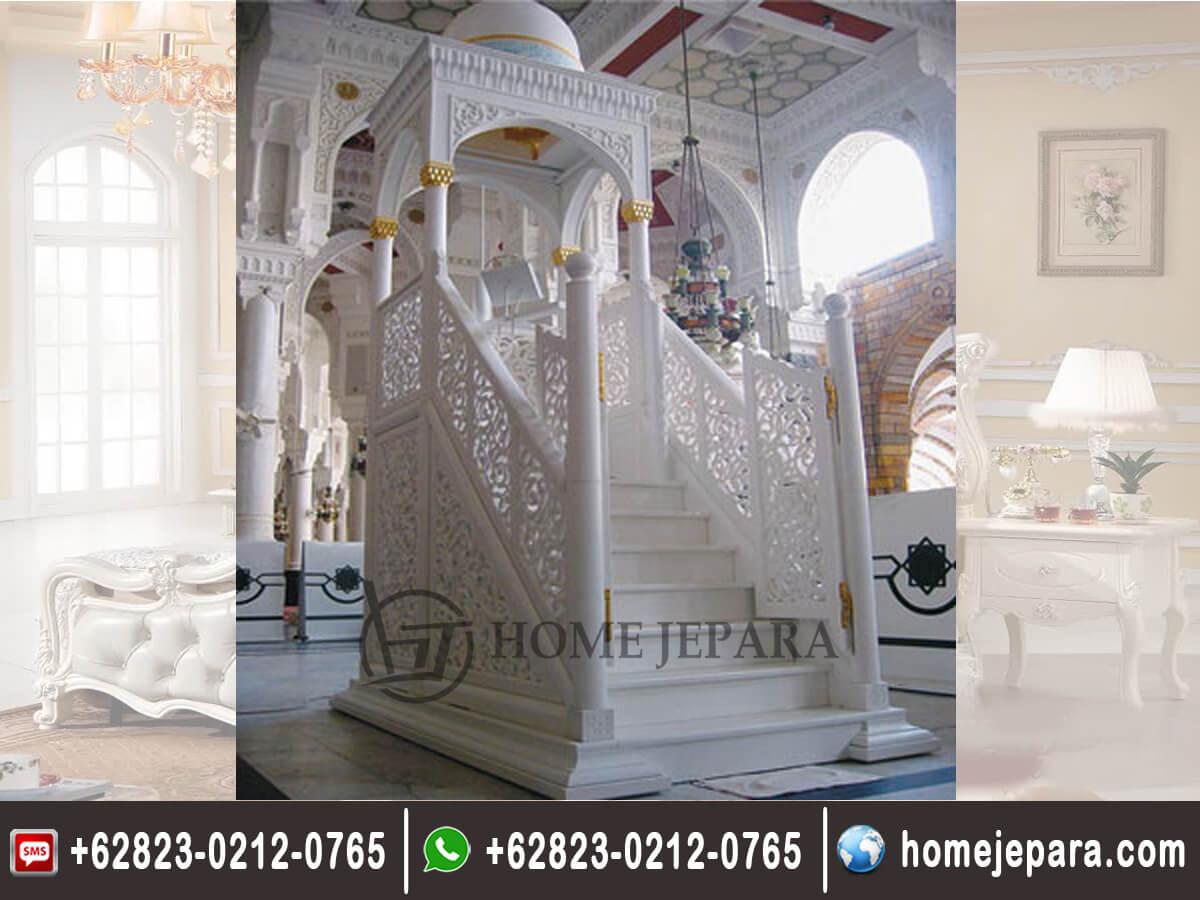 Mimbar Masjid Kubah Duko TFR - 0351