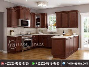Kitchenset Minimalis Jati TFR – 0522