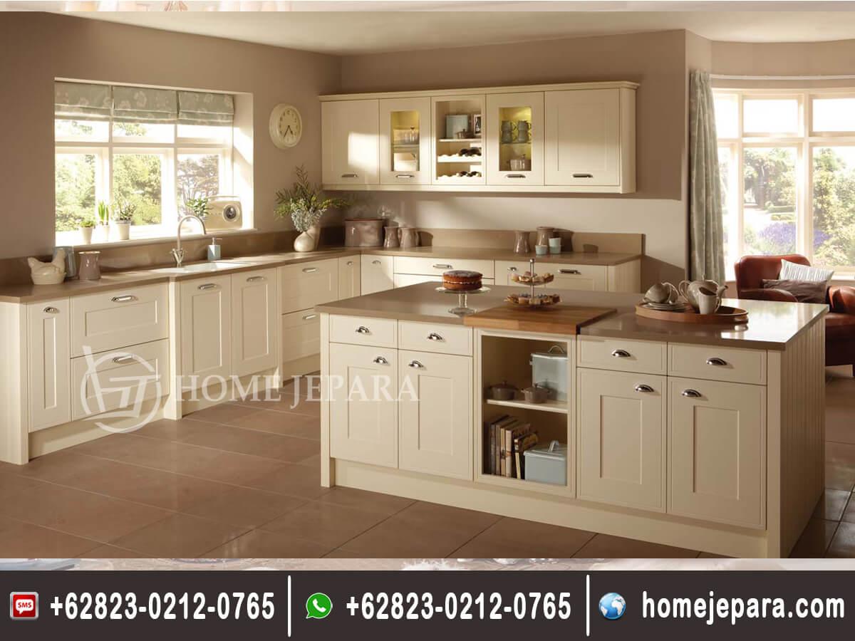 Kitchenset Modern Litton TFR - 0375