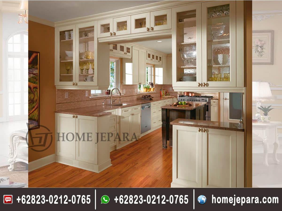 Cabinet Kitchen Set Minimalis Duco TFR - 0519