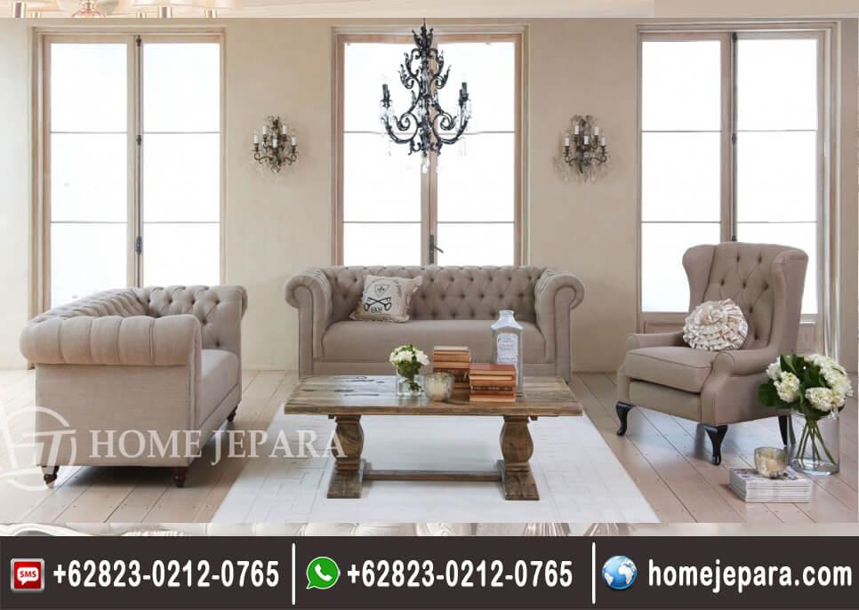 Sofa Minimalis Modern Elegan TFR - 0471