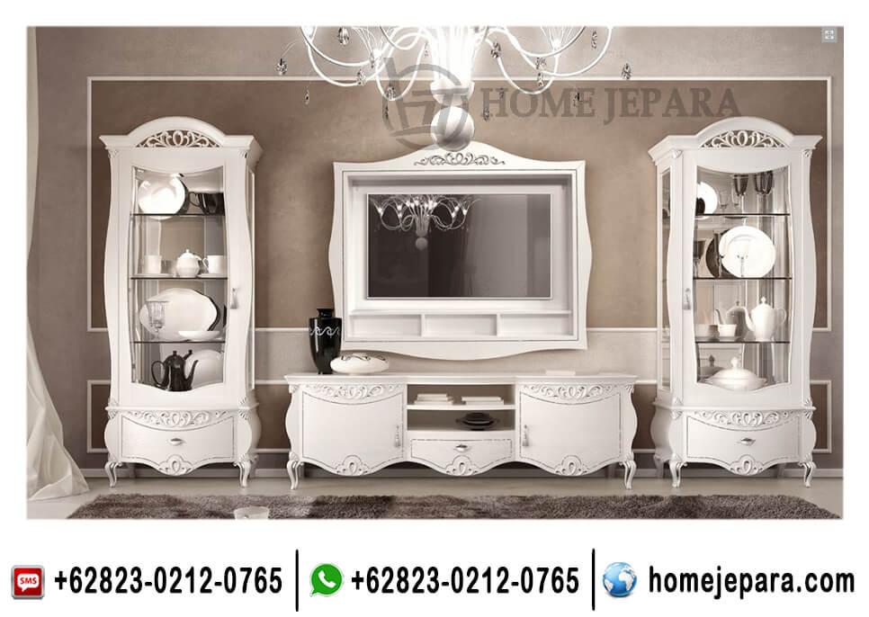 Buffet TV Bianca Duco Putih TFR - 0460