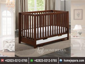 Tempat Tidur Bayi Model Laci TFR – 0498