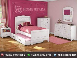 Set Tempat Tidur Anak Perempuan TFR – 0403