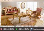 Sofa Tamu Classik Emmas TFR – 0428