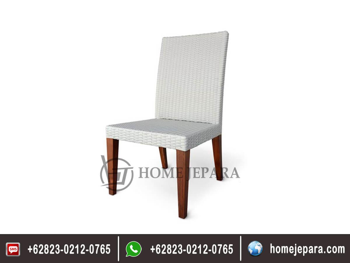 Kursi Rotan Sace Dining Chair TFR - 0292