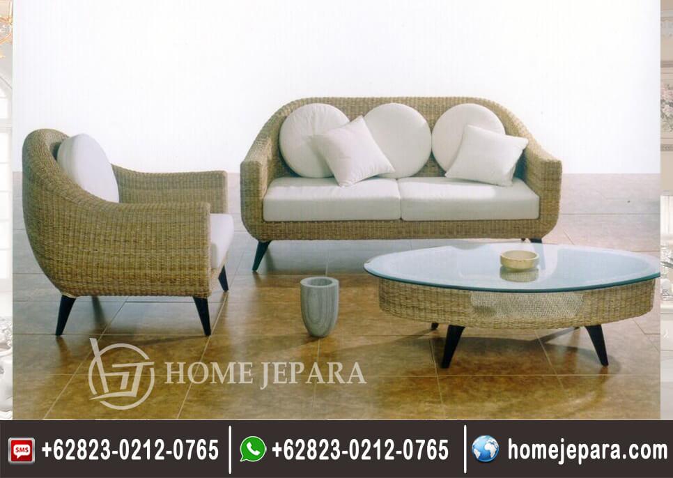 Sofa Rotan Classic TFR - 0327